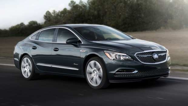 88 All New Buick Lacrosse For 2020 Overview