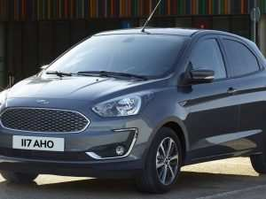 88 All New Ford Ka 2019 Facelift Performance