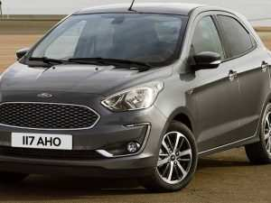 88 All New Ford Ka 2019 Facelift Release Date and Concept