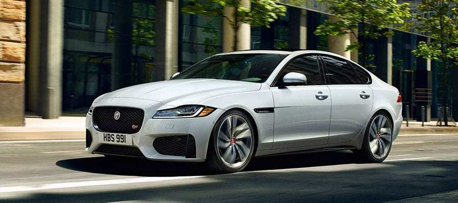 88 All New Jaguar Xf 2019 Performance And New Engine