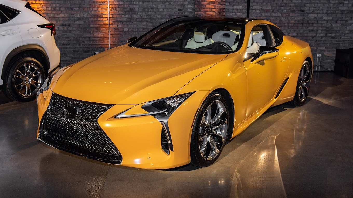 88 All New Lc Lexus 2019 Release Date And Concept