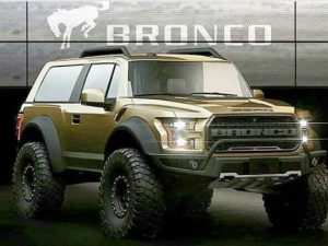 88 All New Pictures Of The 2020 Ford Bronco Prices