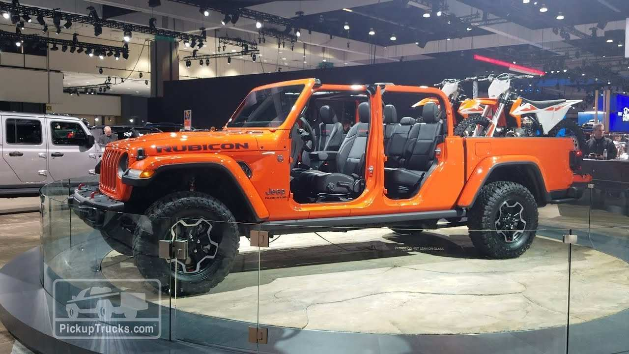 88 All New Pictures Of The 2020 Jeep Gladiator Research New