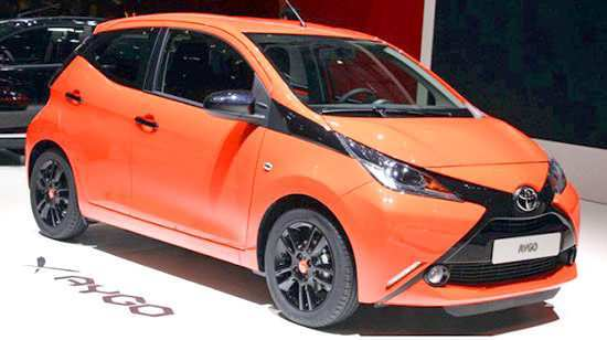 88 All New Toyota Aygo 2020 Release Date
