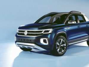 88 All New Volkswagen Pickup 2020 Redesign and Concept