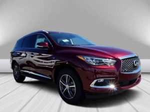 88 All New When Does The 2020 Infiniti Qx60 Come Out Style