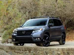 88 Best 2019 Honda Passport Reviews Redesign and Review