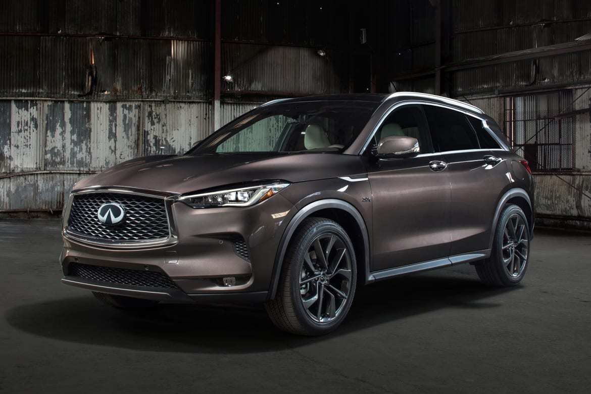 88 Best 2019 Infiniti Qx50 Black Configurations