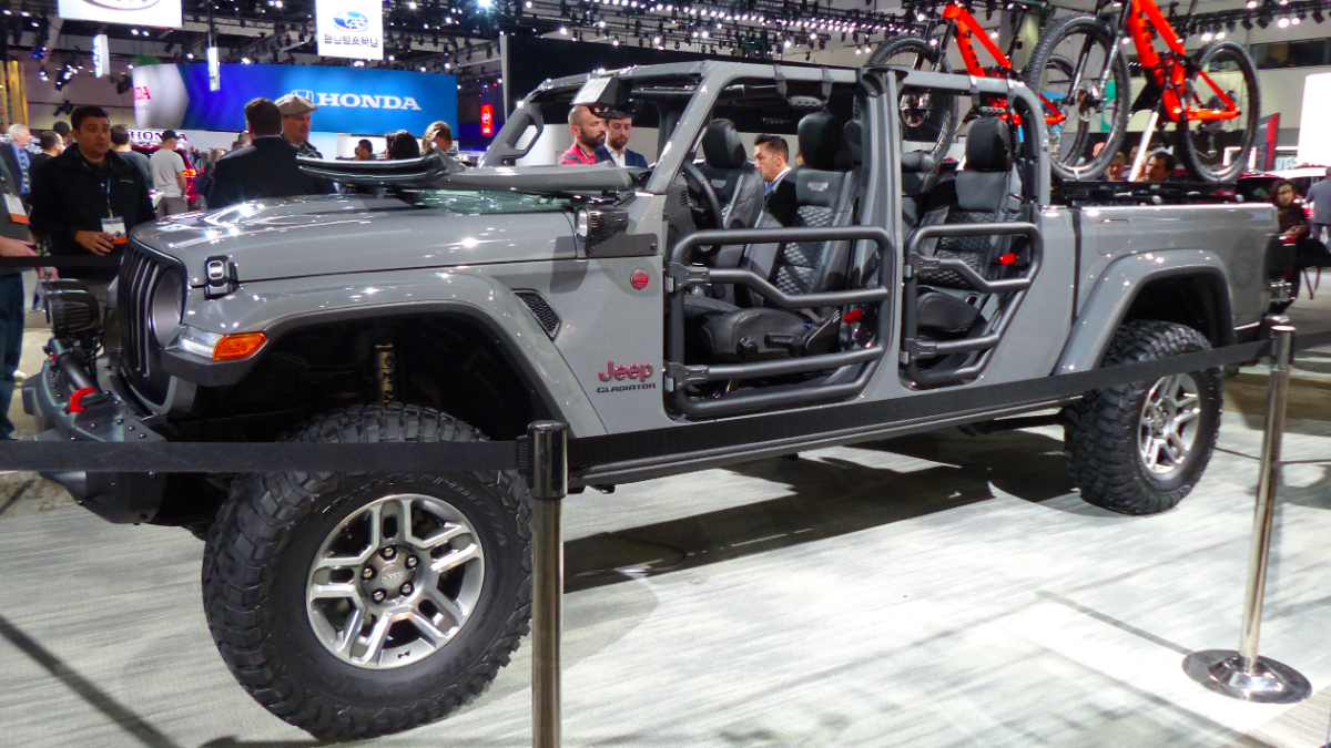 88 Best 2020 Jeep Gladiator Lifted History
