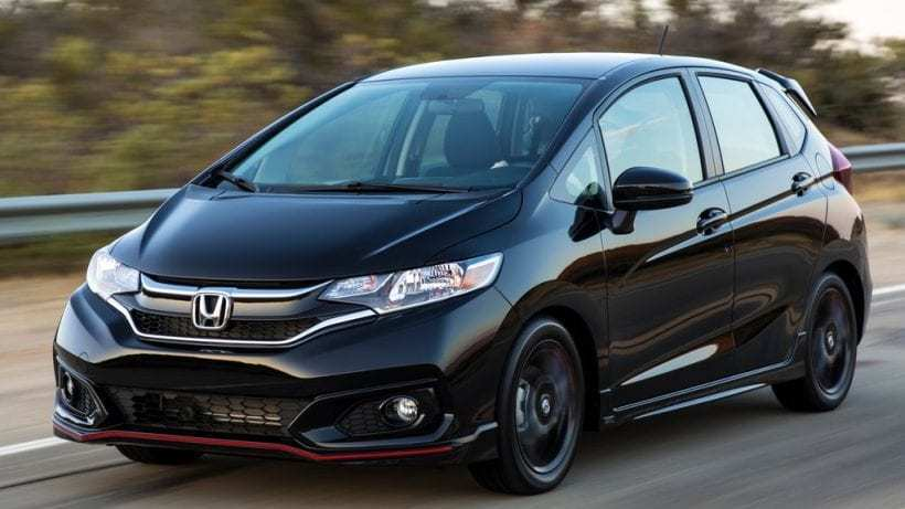 88 New 2019 Honda Fit Rumors Release Date