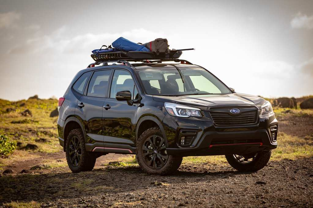 88 New 2019 Subaru Forester Sport 2 Style