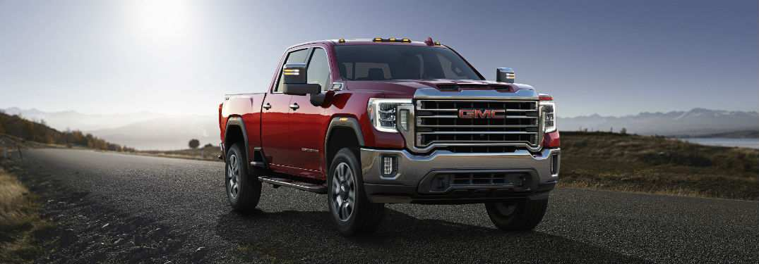 88 New 2020 Gmc 2500 Launch Date Release