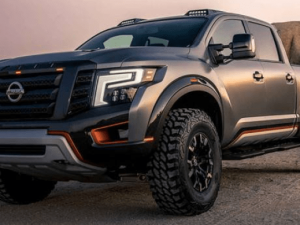 88 New 2020 Nissan Titan Warrior Review