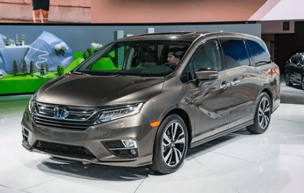 88 New Honda Odyssey 2020 First Drive