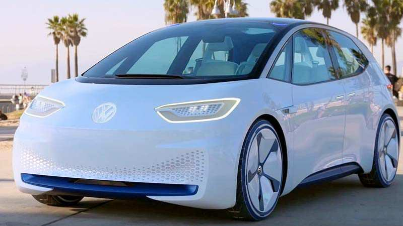 88 New Volkswagen Ev 2019 Engine
