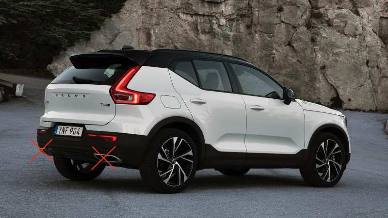 88 New Volvo Cx40 2019 Images