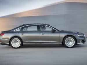 88 The 2019 Audi A8 Features Research New