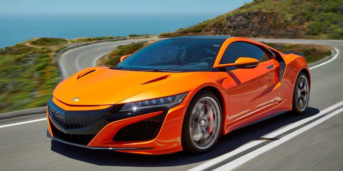 88 The 2019 Honda Sports Car Overview