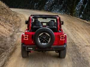 88 The 2019 Jeep Manual Transmission Specs