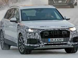 88 The 2020 Audi Q7 Release Date Performance
