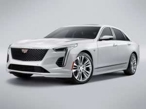 88 The 2020 Buick Lacrosse China Exterior and Interior