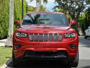 88 The 2020 Jeep Grand Cherokee Altitude Release Date and Concept