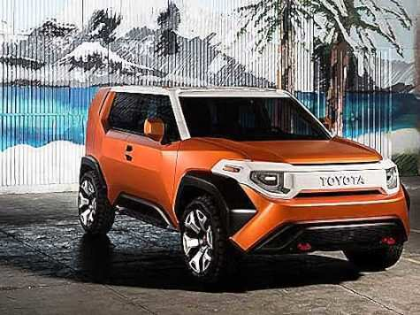 88 The 2020 Toyota Fj Redesign