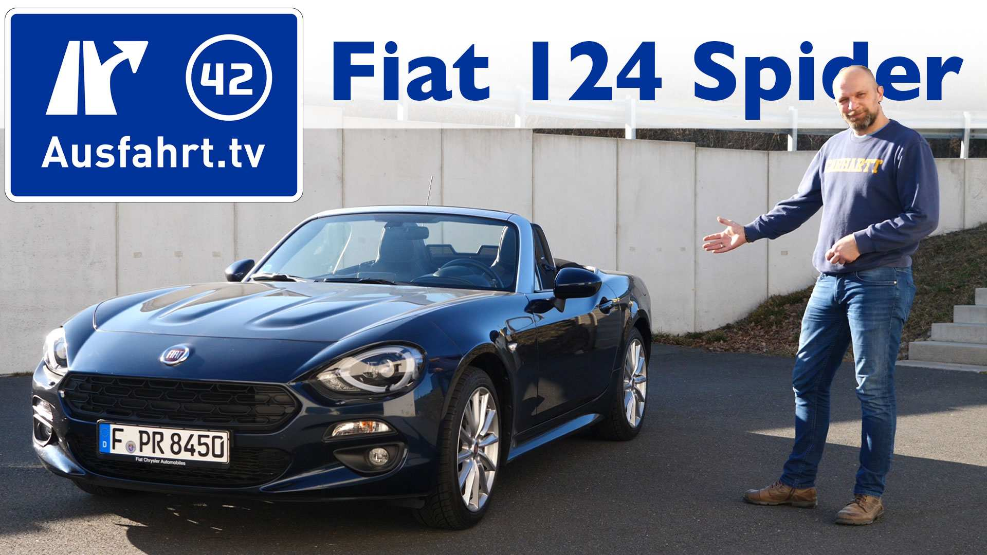 88 The Best 2019 Fiat 124 Spider Lusso New Concept