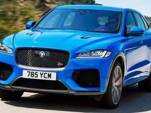 88 The Best 2019 Jaguar F Pace Svr 2 Exterior and Interior
