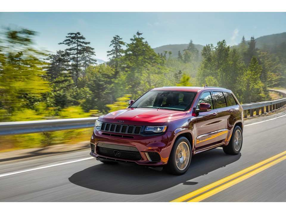 88 The Best 2019 Jeep 7 Passenger Review And Release Date
