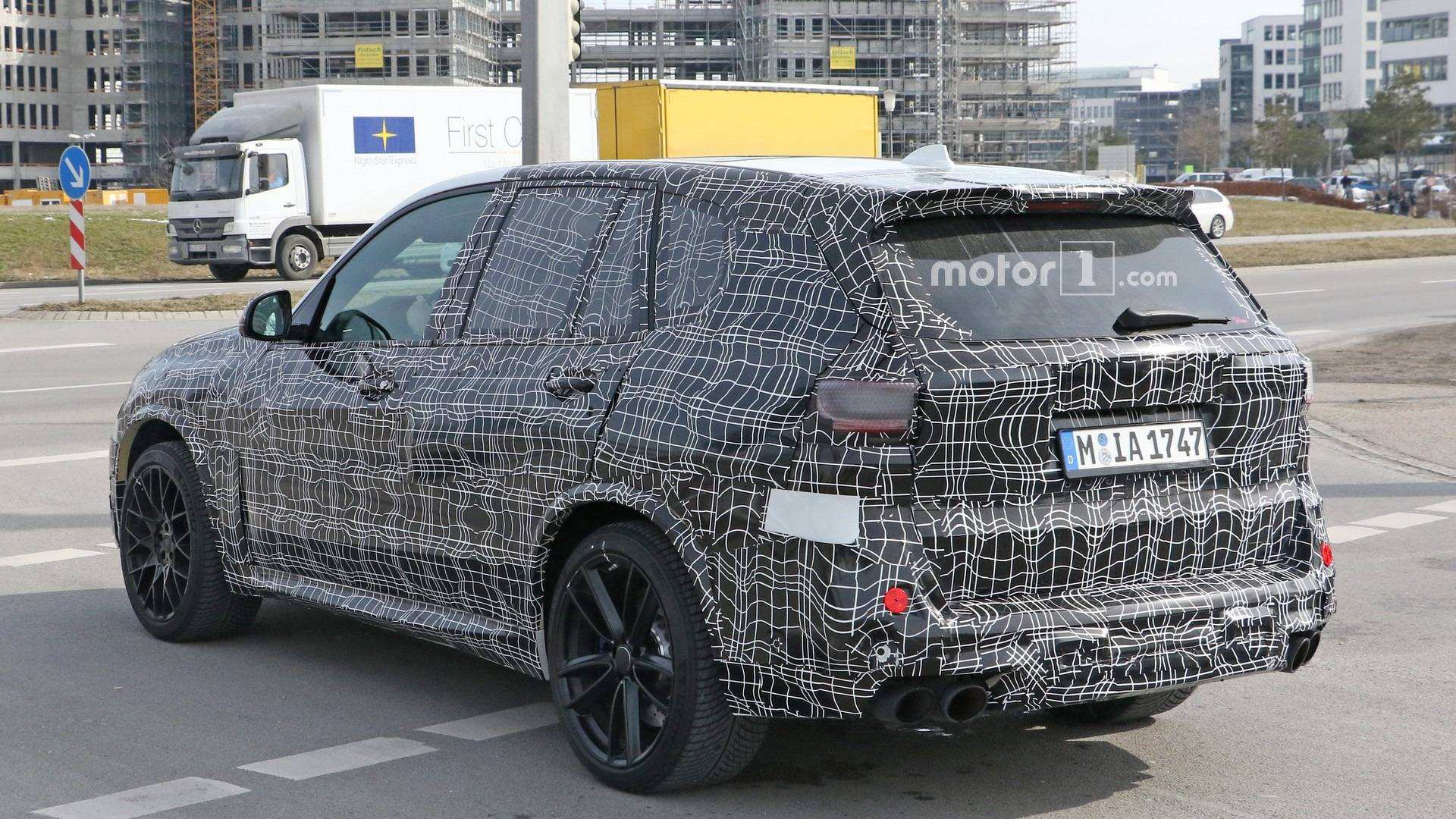 88 The Best 2020 BMW X5M Release Date Pricing
