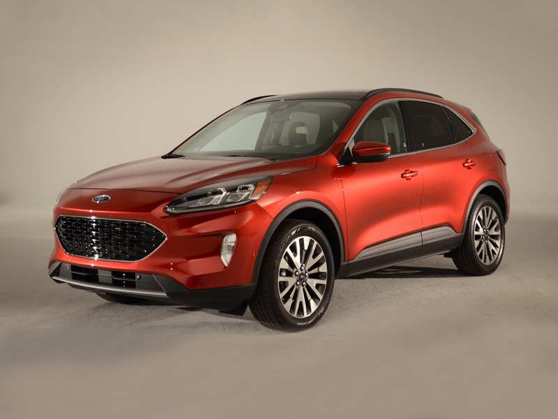 88 The Best 2020 Ford Crossover Pictures
