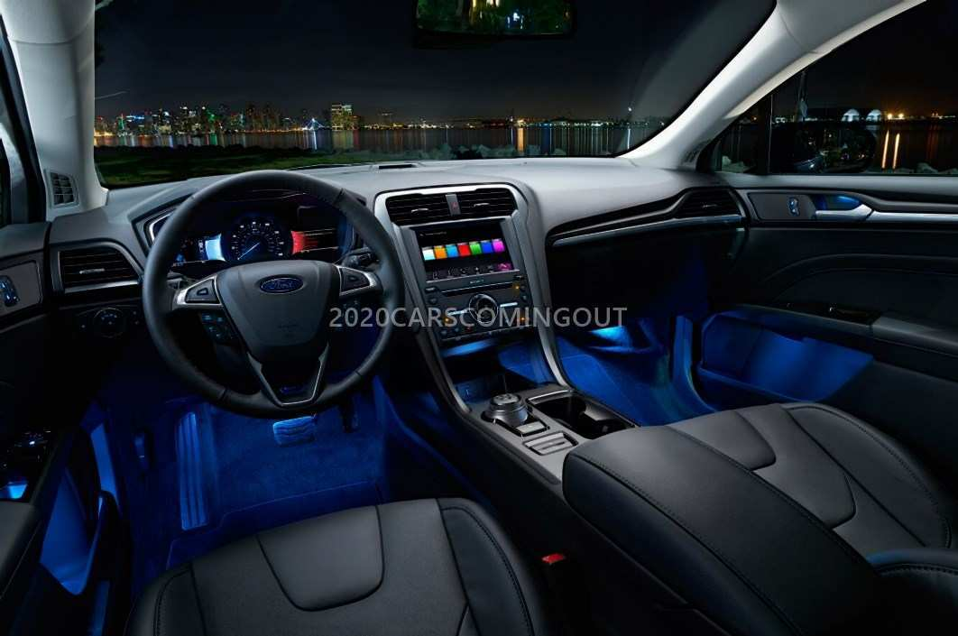 88 The Best 2020 Ford Fusion Redesign Review And Release Date