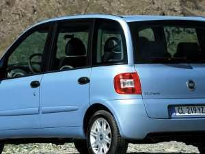 88 The Best Fiat Multipla 2020 History