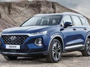 88 The Best Hyundai Santa Fe 2020 First Drive
