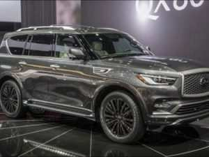 88 The Best New Infiniti Suv 2020 Prices