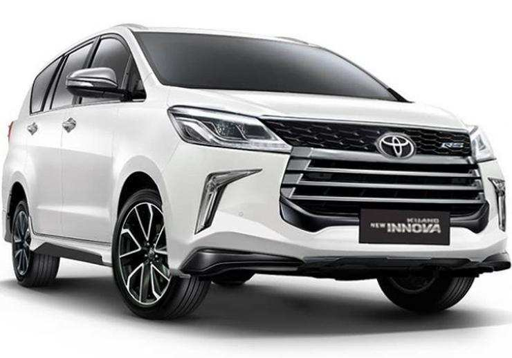 88 The Best Toyota Innova 2020 Model Model