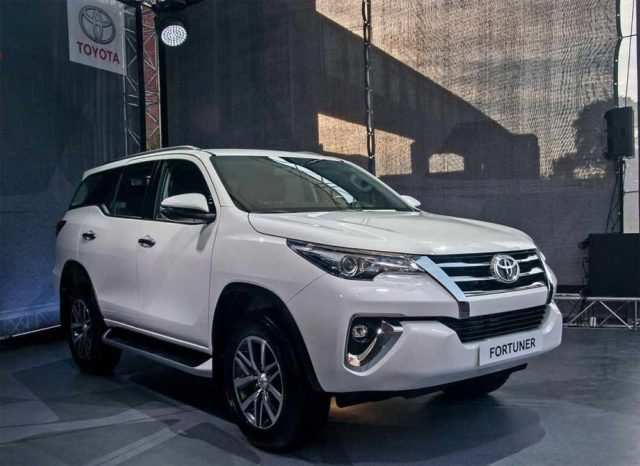 88 The Best Toyota New Fortuner 2020 Redesign And Concept