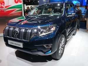 88 The Best Toyota Prado 2020 Spy Shots Redesign