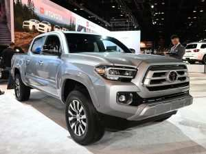 88 The Best Toyota Tacoma Trd Pro 2020 Concept