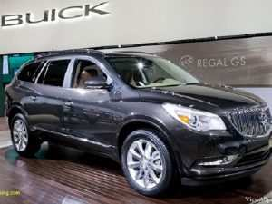 88 The Buick Envision 2020 Concept