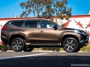 88 The Mitsubishi Montero 2020 First Drive