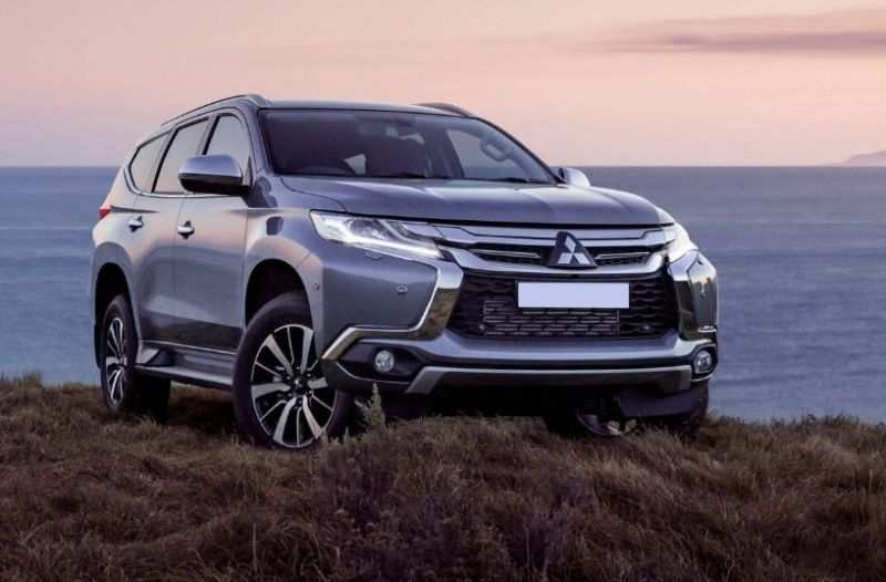 88 The Mitsubishi Montero 2020 Model Performance And New Engine