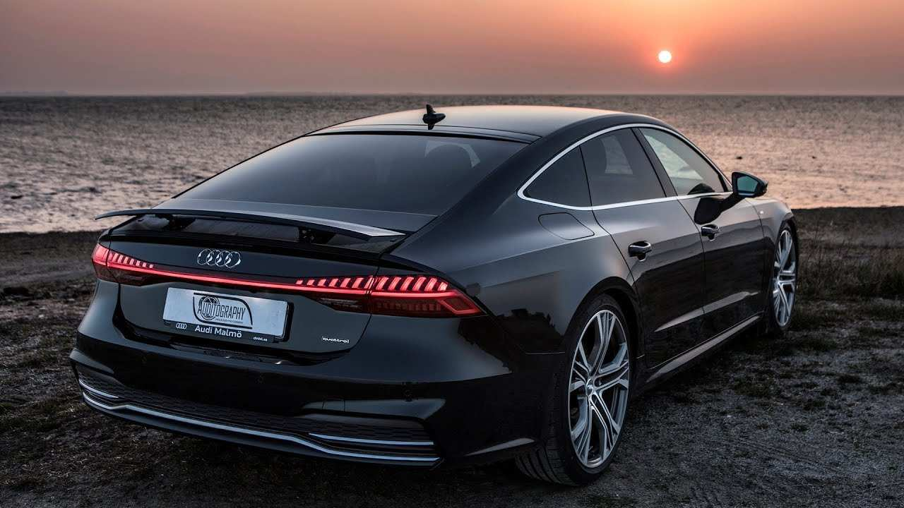 88 The New 2019 Audi A7 Speed Test