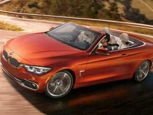 89 A 2019 Bmw 4 Convertible Release Date and Concept