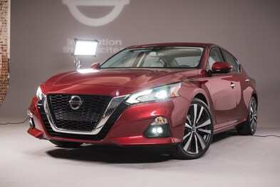 89 A 2019 Nissan Altima Concept Speed Test