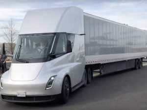 89 A 2019 Tesla Semi Truck Price and Review