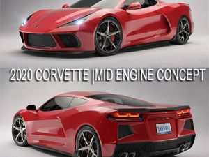 2020 Chevrolet Corvette Zr1