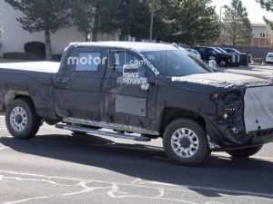 89 A 2020 Chevrolet Pickup Truck Performance