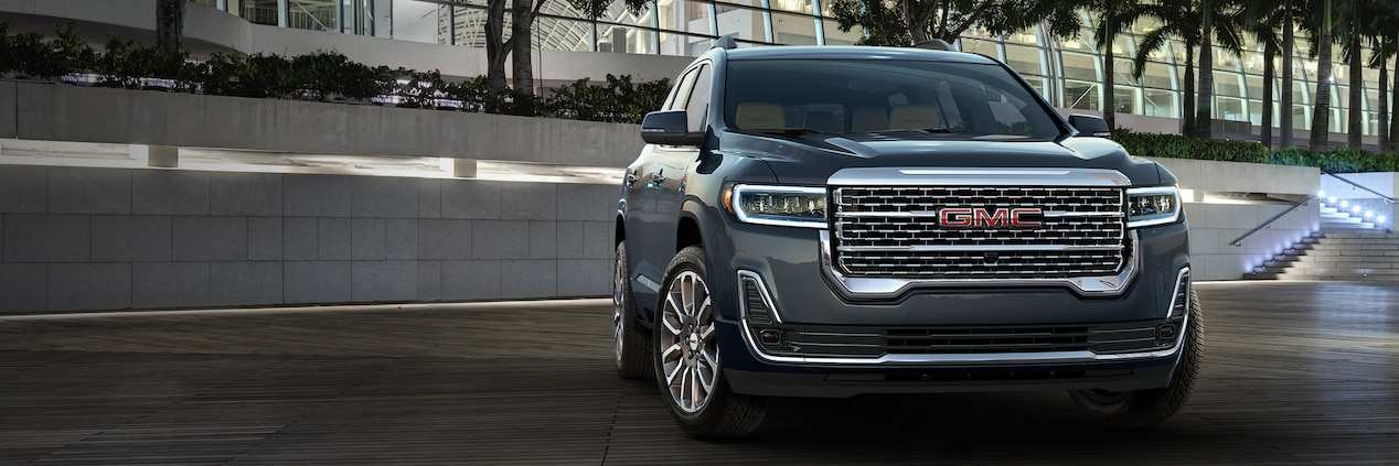 89 A 2020 Gmc Envoy Denali Engine